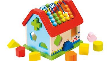 Maison éducative à formes