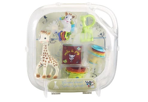 Valisette Sophie la girafe