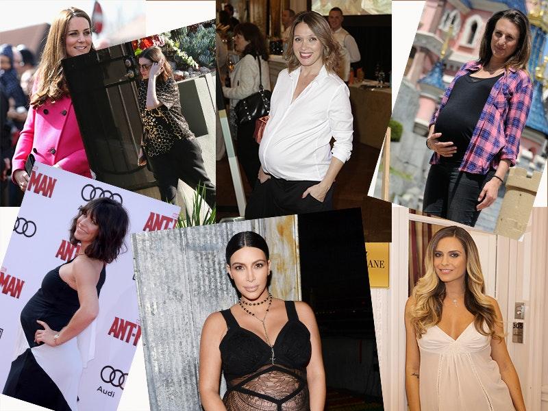 Les plus belles robes de femmes enceintes