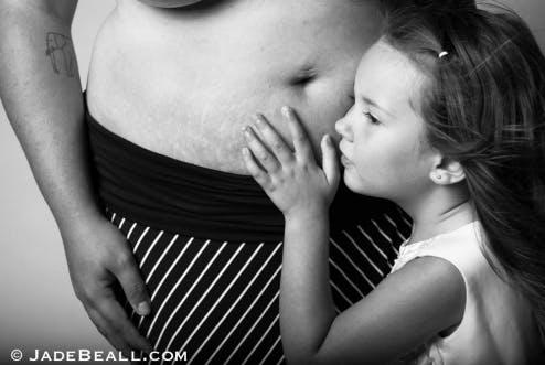 Le vrai corps des femmes après la grossesse