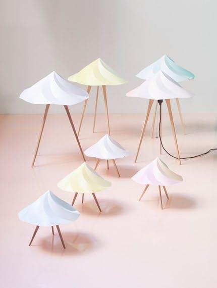Lampes à poser chantilly