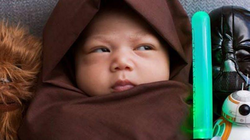 Star Wars 7 : Mark Zuckerberg déguise sa fille en   Jedi