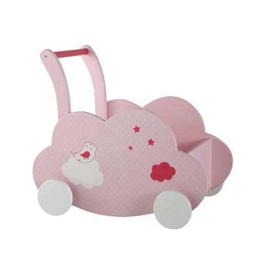 Chariot à jouets nuage