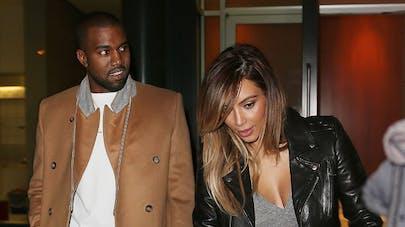 Kim Kardashian a dévoilé un premier cliché de son bébé  Saint