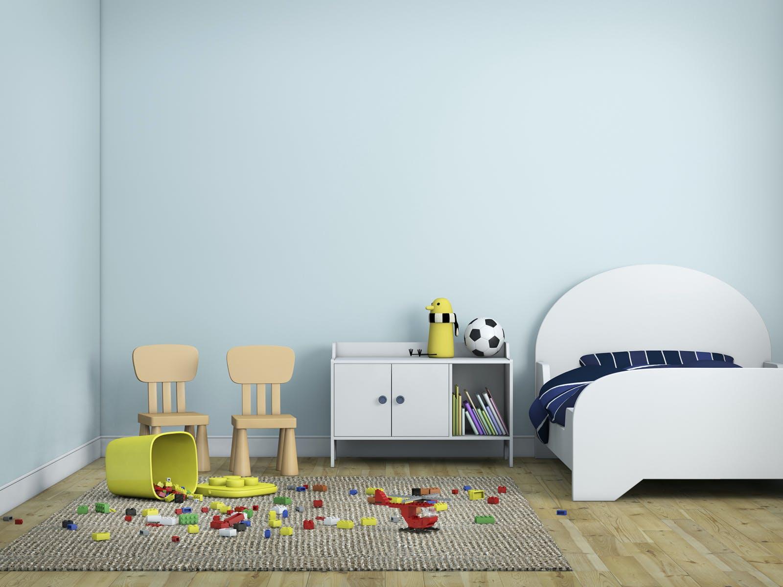 Chambre d\'enfants : décorer cet espace de vie ...