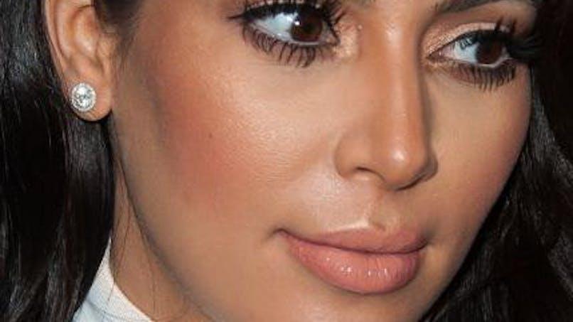Kim Kardashian : 13,5 kg post-grossesse perdus en un temps   record !