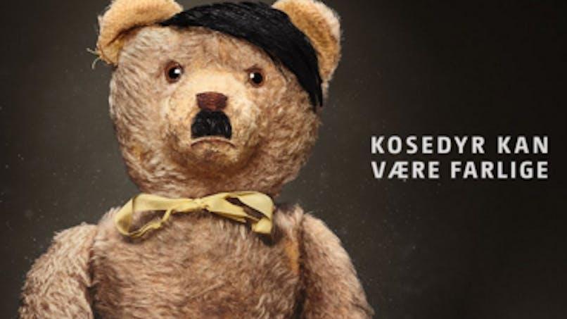 Allergies : en Norvège, une campagne avec des nounours   dictateurs fait polémique