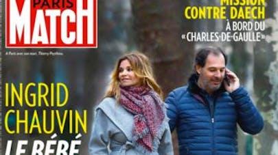 Ingrid Chauvin serait enceinte de cinq mois