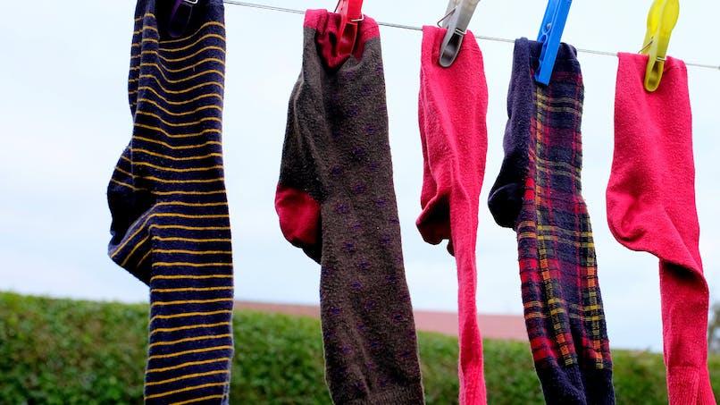 Recherche chaussettes désespérément, ou la malédiction des   chaussettes perdues