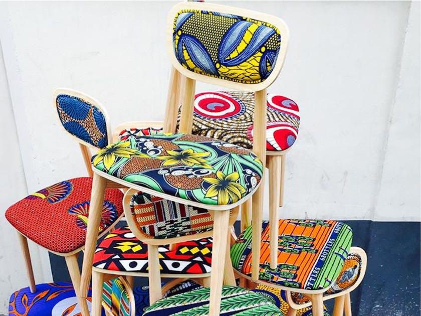 Décoration intérieur : la tendance du tissu africain wax   PARENTS.fr
