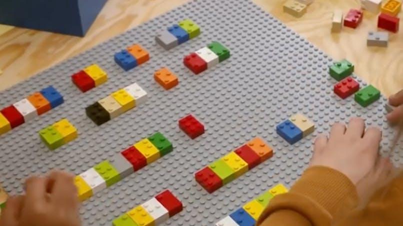 Brésil : des Lego pour apprendre à lire aux enfants  malvoyants