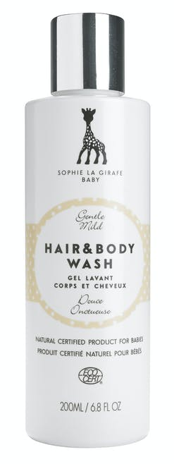 Lavant : Gel Lavant Corps et Cheveux, Sophie la Girafe         Baby