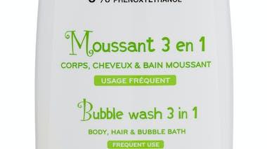 Lavant : Moussant 3 en 1, Alphanova Bébé