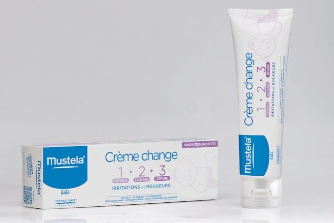 Pour le change : Crème Change 1–2–3, Mustela         bébé