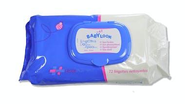 Pour le change : Lingettes Nettoyantes, BabyLook