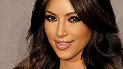 Kim Kardashian a fait un test de grossesse en direct sur   SnapChat
