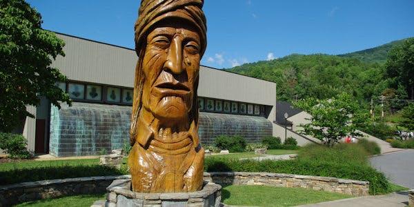 Museum Cherokee Indian