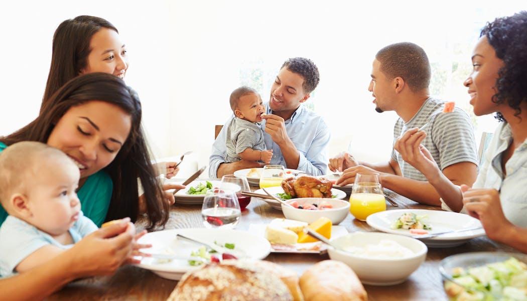 Alimentation bébé: manger c'est d'abord du plaisir !