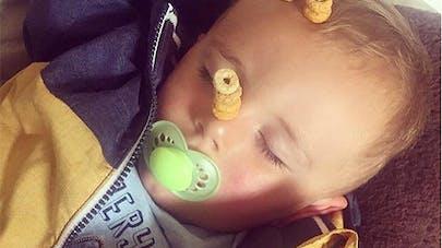 Instagram : #Cheeriochallenge, un défi de papas fait le   buzz !
