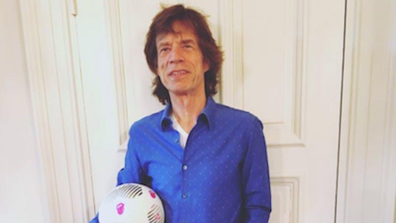 Mick Jagger va être papa... pour la huitième fois !