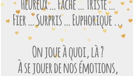 """""""Nos 10 minutes enchantées"""" pour… Mieux connaître ses   émotions"""