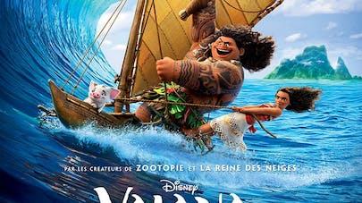 L'affiche du prochain Disney dévoilée
