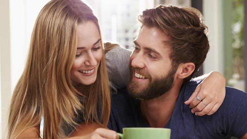 Les femmes préfèrent les hommes à barbe