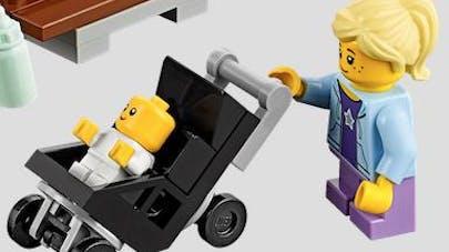 Un bébé chez Lego !