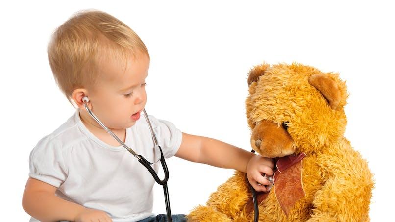 Des consultations pédiatriques on line