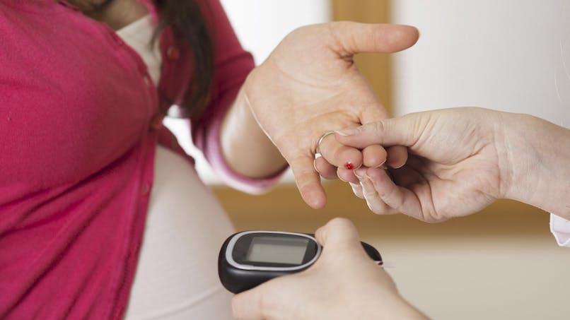 Grossesse: un lien entre diabète gestationnel et  dépression