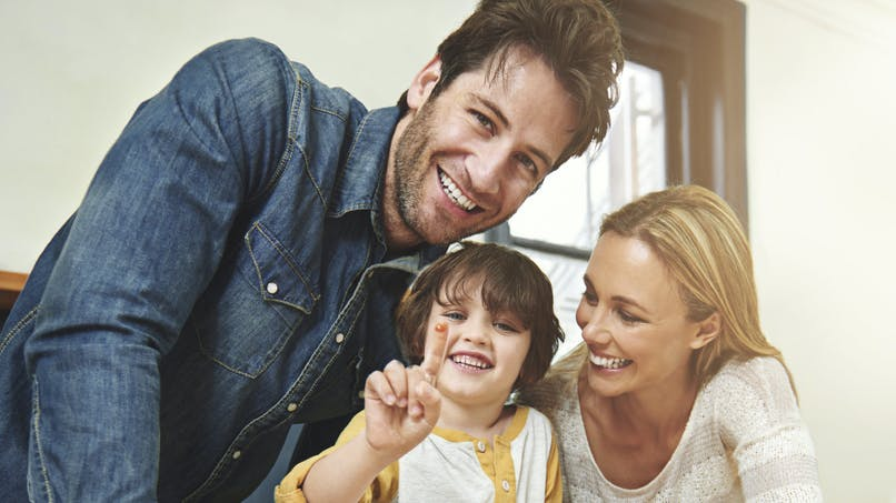 Logo nutritionnel : efficace pour équilibrer son  alimentation en famille