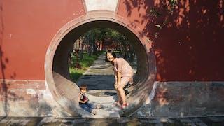 Maman du monde… en Chine