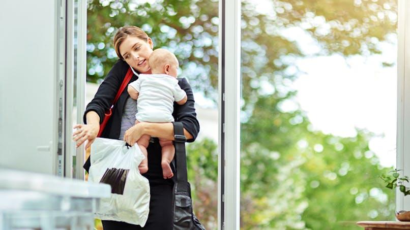 Travail et enfant : comment font les parents pour tout   concilier ?