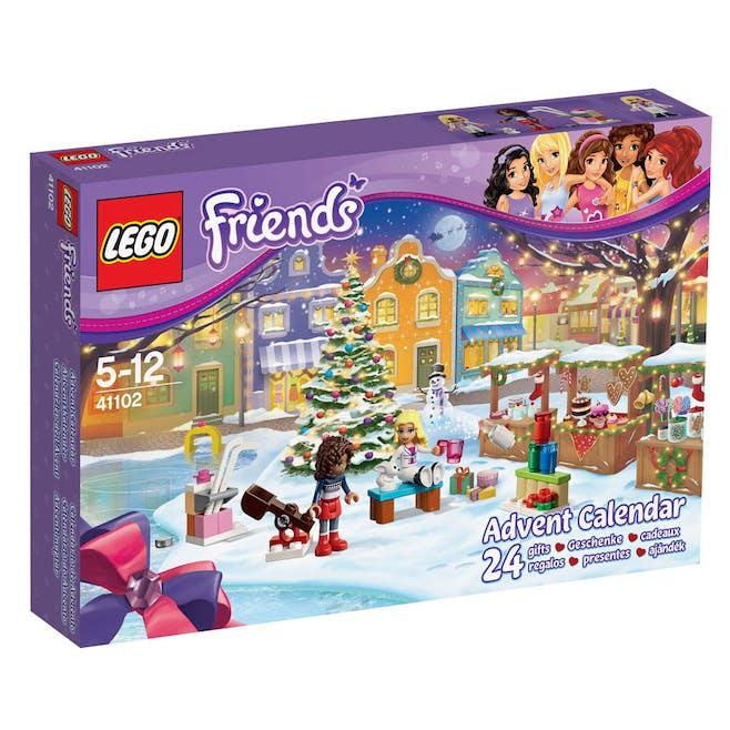 Calendrier de l'Avent Lego