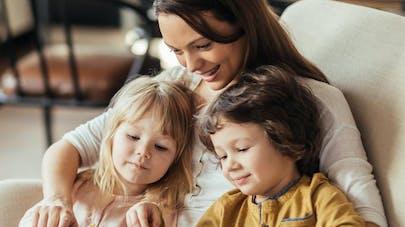 Un dernier enfant après 35 ans permet de garder l'esprit   vif !