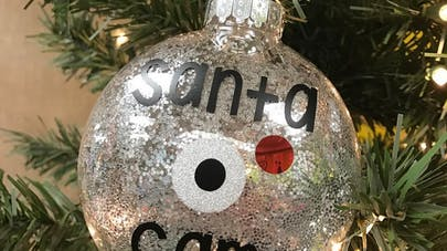 La Santa Cam : pour des enfants sages jusqu'à Noël   !