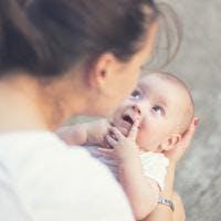 La vision d'un bébé (comme si vous étiez à sa         place)
