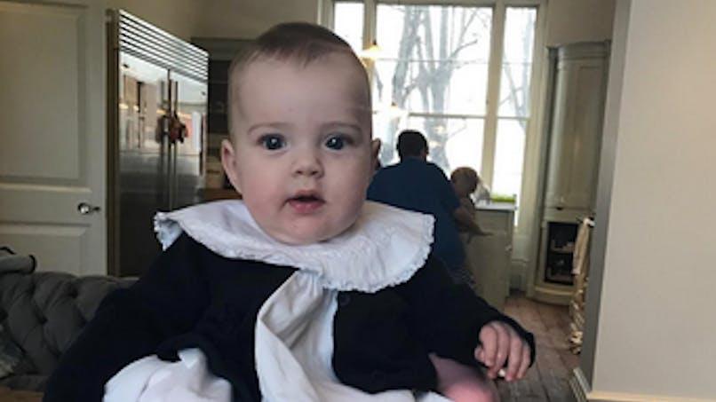 Liv Tyler publie des photos de son adorable bébé