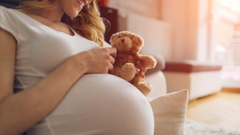 La grossesse entraîne aussi des changements dans le   cerveau de la mère