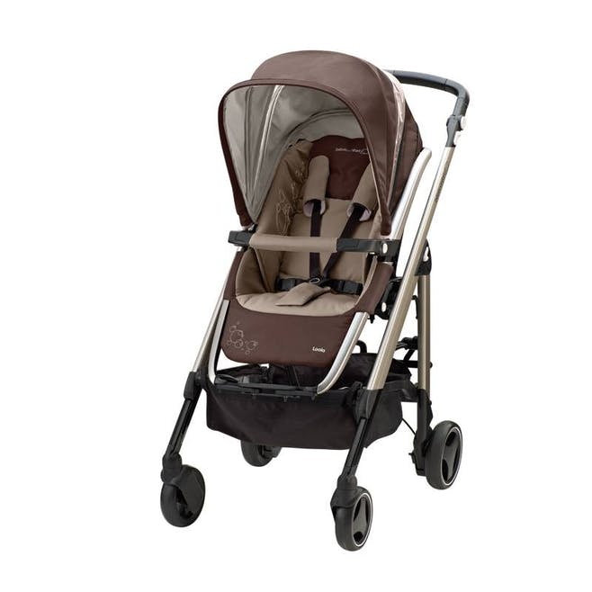 Poussette Loola 2 de Bébé Confort - Walnut Brown