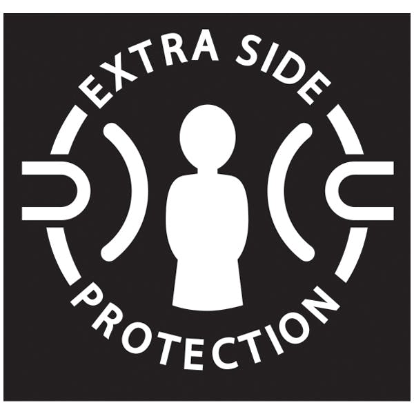 Siège auto 360 de Renolux - Extra Side Protection