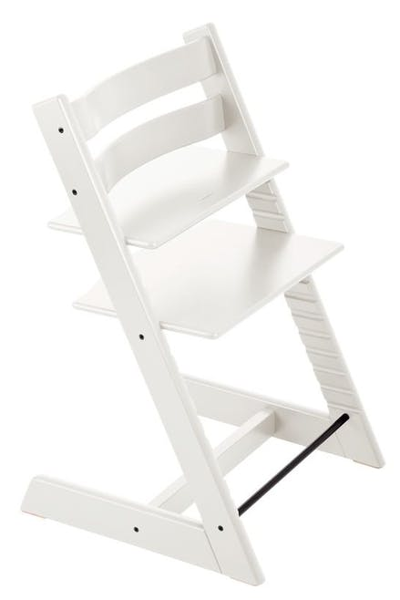 Chaise haute Tripp Trapp de Stokke - blanc