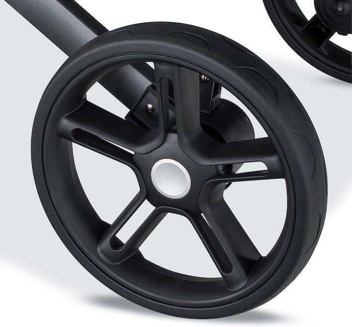 Poussette B-Ready de Britax - roues