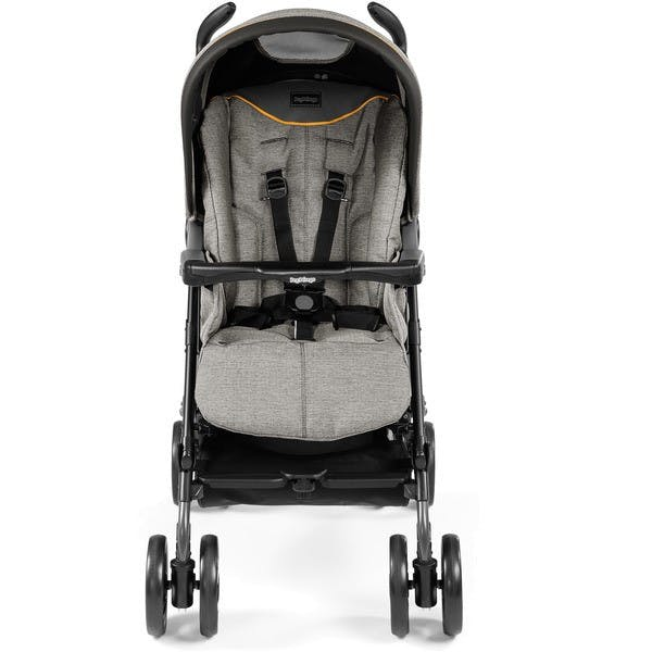 Poussette canne Pliko P3 Compact - Luxe grey