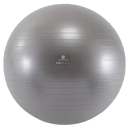 Ballon de gym et Pilates anti-éclatement, Domyos