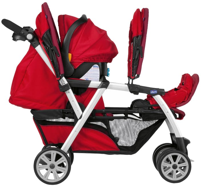 Poussette double Together de Chicco