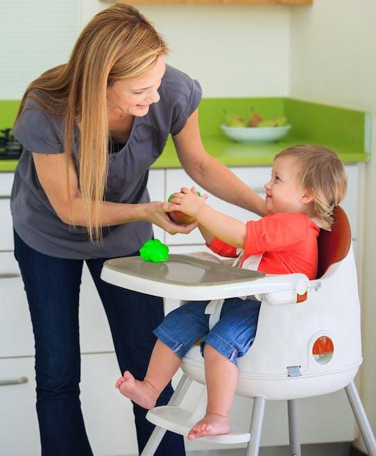 Chaise haute Multi Dine de Babytolove