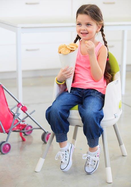 Chaise haute Multi Dine de Babytolove - siège enfant