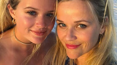Reese Witherspoon et son sosie, Ava Phillips