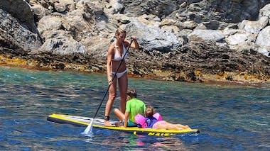 Vacances sportives pour Sylvie Tellier